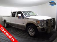 2013 Ford F-350 King Ranch Crew Cab 4X4 with a Power