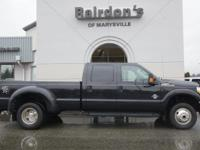 4WD. 2013 Ford F-350SD XLT Diesel  Dually 4WD 4x4 Low