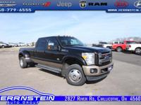 2013 Ford F-350SD King Ranch This Ford F-350SD is