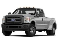 2013 Ford F-350SD Clean CARFAX. Lariat 4WD Recent