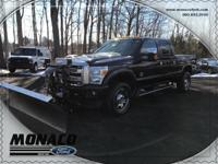 2013 Ford F-350 Super Duty and 6.7L V8 Power Stroke.