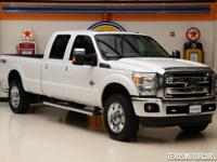 Options:  2013 Ford Super Duty F-350 Lariat|Financing