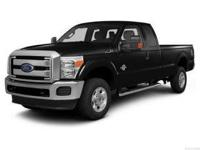 Treat yourself to a test drive in the 2013 Ford F-350!