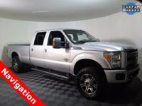 2013 Ford F-350 Platinum Crew Cab 4X4 Power Stroke 6.7L