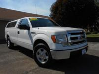 2013 FORD F150 XL REGULAR CAB LONG BOX! 5.0L V8! GREAT
