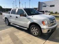 2013 FORD F150 SUPERCREW is a 1 Owner with a Power