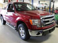 Recent Arrival! 2013 Ford F-150 XLT 2D Standard Cab,