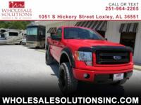 This sharp 2013 Ford F-150 STX Regular Cab 4x4 shown in