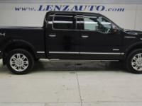 EcoBoost 3.5L V6 24V Twin Turbocharged 4x4, BLUETOOTH,