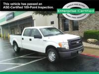 2013 Ford F150 Crew Cab 4D Our Location is: Enterprise