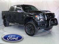 Recent Arrival! 2013 Ford F-150 FX4 Black Ops Edition