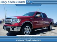 New Arrival! Low miles for a 2013! This 2013 Ford F-150