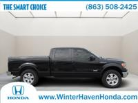 100,000 MILE WARRANTY!! CERTIFIED!! LARIAT!! LEATHER!!