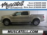 Step into the 2013 Ford F-150! A comfortable ride in a