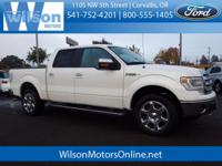 Step into the 2013 Ford F-150! It just arrived on our