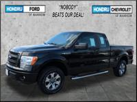 One Owner with a CLEAN Auto Check history. This F-150