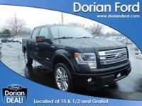 Come into Dorian Ford and check out this 2013 Ford