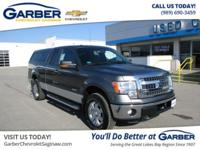 Recent Arrival! 2013 Ford F-150 Sterling Gray Metallic