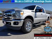 ** CARFAX ONE OWNER NO ACCIDENTS ** FX-4 PACKAGE **