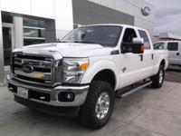 This Ford Super Duty F-250 SRW has a strong