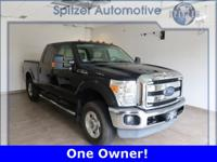 Ford F-250SD XLT CARFAX One-Owner. Clean CARFAX. CarFax