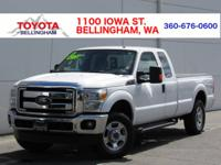 ONE OWNER * CLEAN CARFAX * 6-SPEED AUTOMATIC * TOW