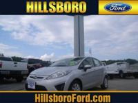 This 2013 Ford Fiesta 5dr 5dr Hatchback SE Sedan