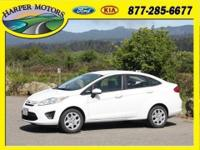 This 2013 Ford Fiesta S is proudly offered by Harper