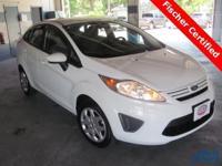 2013 Ford Fiesta * 4D Sedan LE ** 39MPG !! ** White **