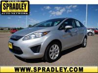 2013 Ford Fiesta 4dr Car SE Our Location is: Spradley