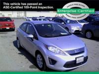 2013 Ford Fiesta 4dr Sdn SE Our Location is: Enterprise
