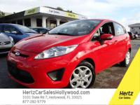 2013 Ford Fiesta Hatchback SE Our Location is: Hertz
