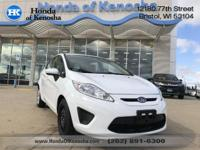 New Price! 2013 Ford Fiesta S FWD 6-Speed Automatic