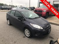 Recent Arrival! 2013 Ford Fiesta S 1.6L I4 Ti-VCT Black