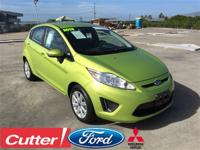 Win a steal on this certified 2013 Ford Fiesta SE