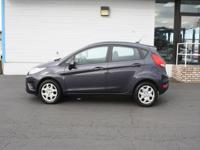 Exterior Color: violet gray metallic, Body: Hatchback,
