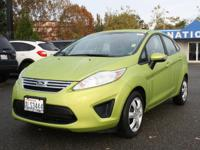 Exterior Color: lime squeeze metallic, Body: Sedan,