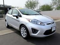 2013 Ford Fiesta SE Hatchback. A very nicely equipped
