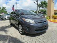 Options:  2013 Ford Fiesta Se 4Dr Hatchback|Gray|The