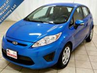 This 2013 Ford Fiesta hits the lot clean with a