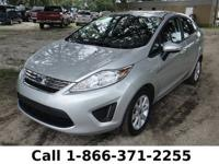 2013 Ford Fiesta SE Features: Automatic transmission -