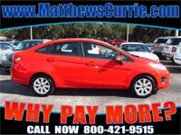 2013 FORD Fiesta Sedan Sedan Our Location is: