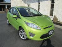 Exterior Color: green, Body: Hatchback, Engine: 1.6L I4