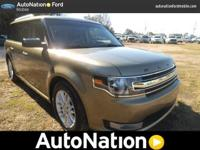 This exceptional example of a 2013 Ford Flex SEL is