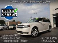 Options:  2013 Ford Flex Limited Awd|All Wheel