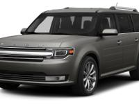 Options:  2013 Ford Flex Limited|Recent Arrival! Clean