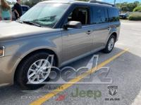 Gray 2013 Ford Flex SE FWD 6-Speed Automatic with