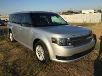 This outstanding example of a 2013 Ford Flex SE is