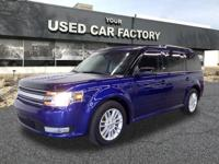 Options:  2013 Ford Flex Sel|Awd Sel 4Dr