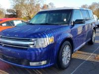 Check out this gently-used 2013 Ford Flex we recently